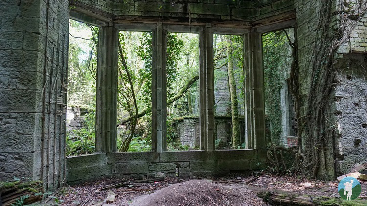 abandoned derelict places scotland buchanan