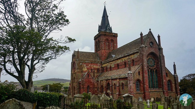 orkney mainland st magnus cathedral