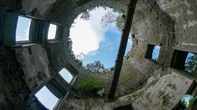 dalquharran house tower ayrshire