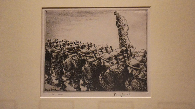 kelvingrove world war I exhibition