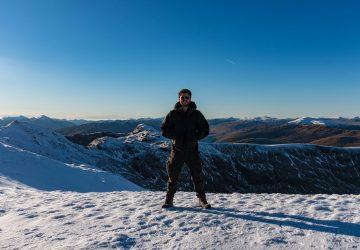 tarmachan hiking routes scotland