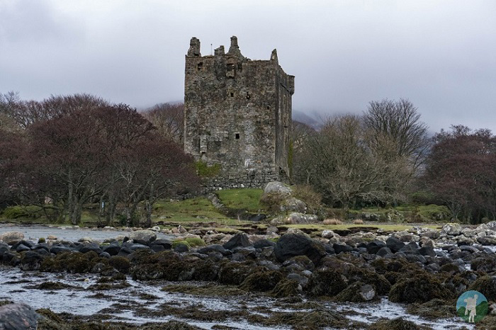 things to do on mull moy castle