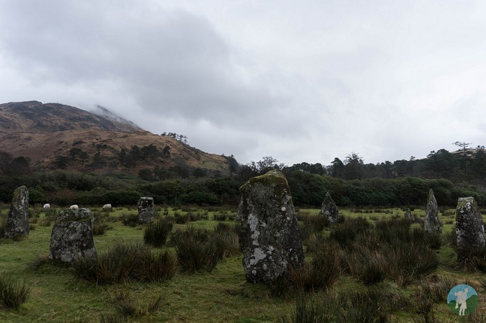 things to do on mull standing stones