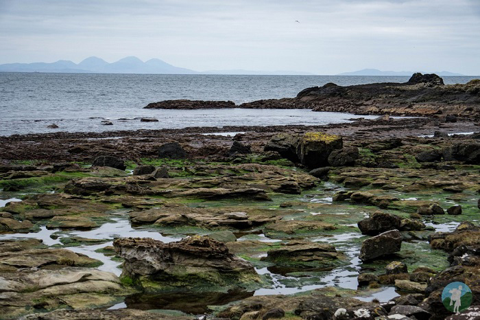 paps of jura from mull