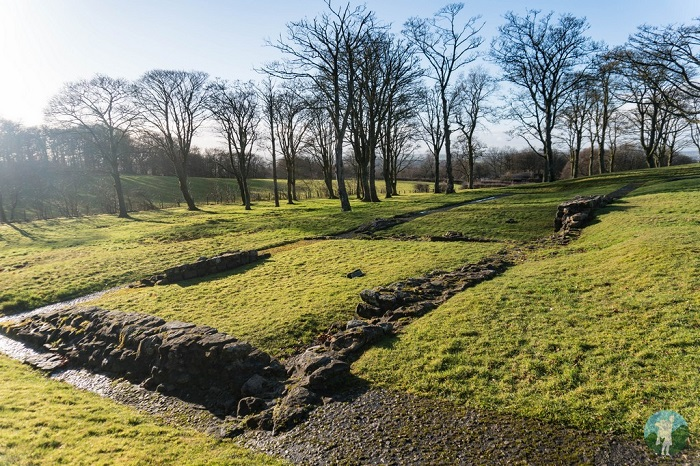 antonine wall things to do lanarkshire