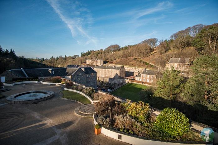 new lanark rooftop view