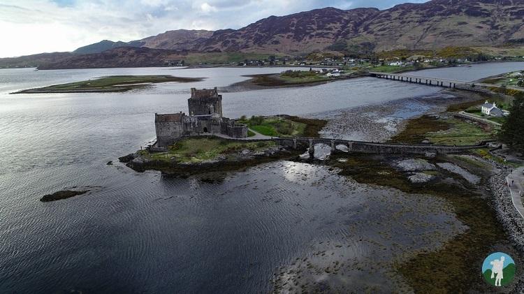 eilean donan castle 10 day scotland itinerary