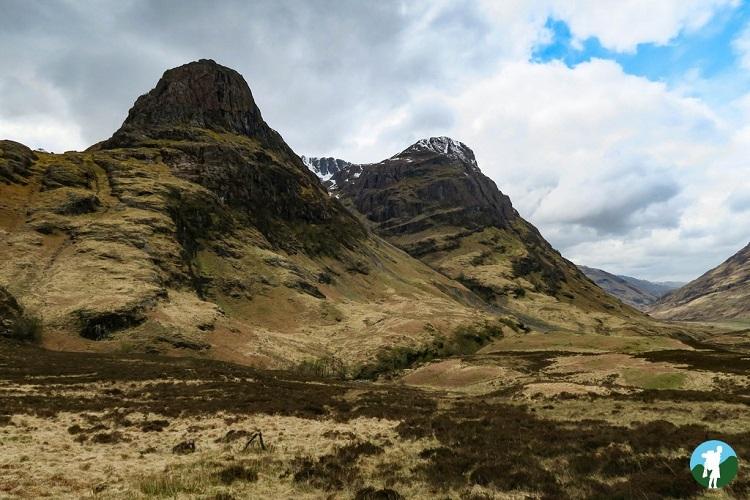 glen coe road trip scotland itinerary