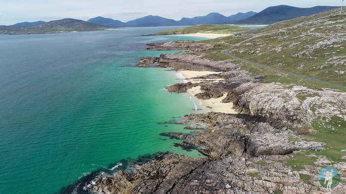 isle of harris drone