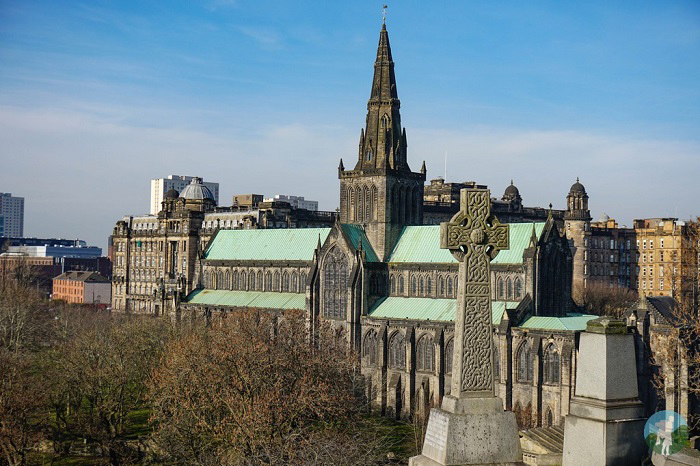 glasgow cathedral medieval city