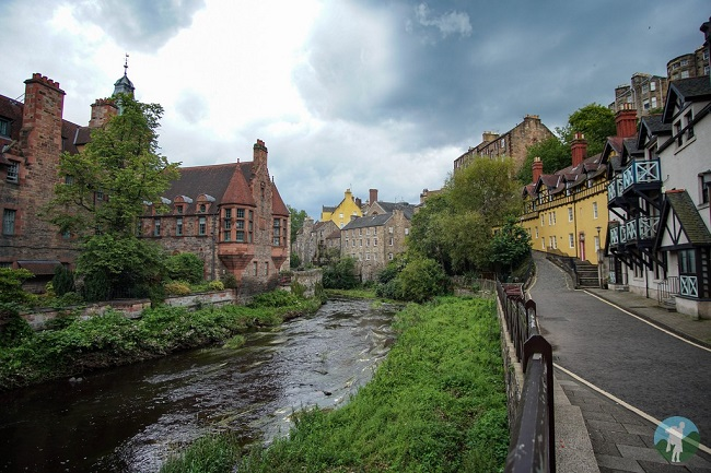 dean village edinburgh 14 day scotland itinerary