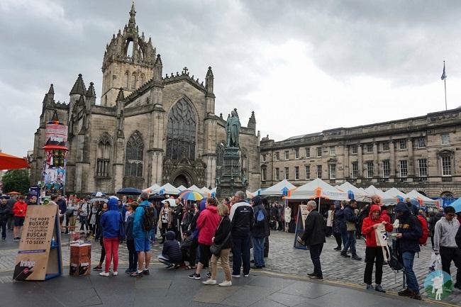 royal mile edinburgh festival