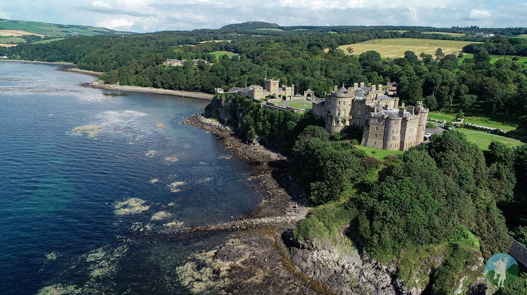 culzean castle planning a trip to scotland