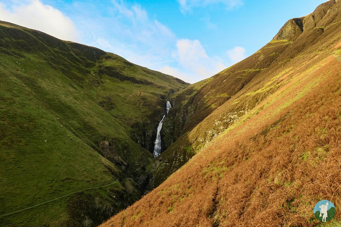 grey mare's tail walk scotland