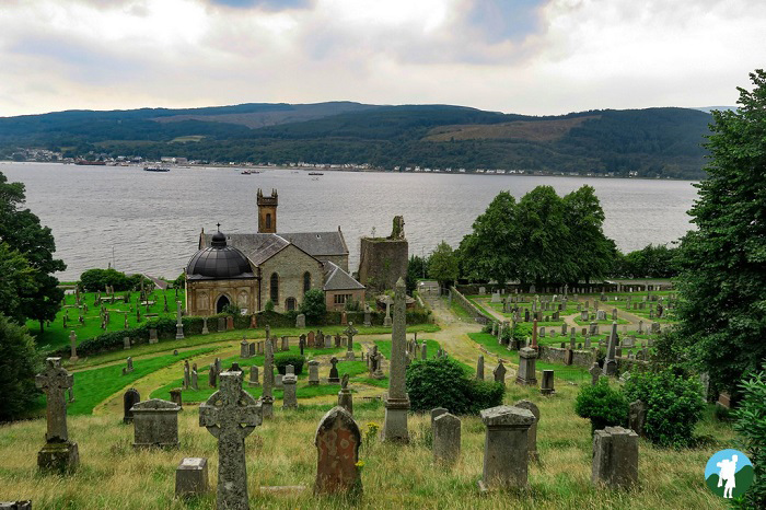 argyll cowal peninsula mausoleum
