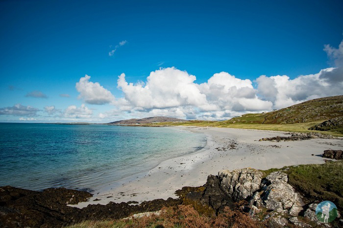 eriskay beach west coast