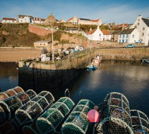 crail harbour east neuk fife