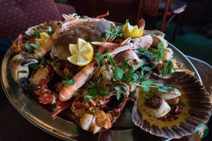 seafood scotland