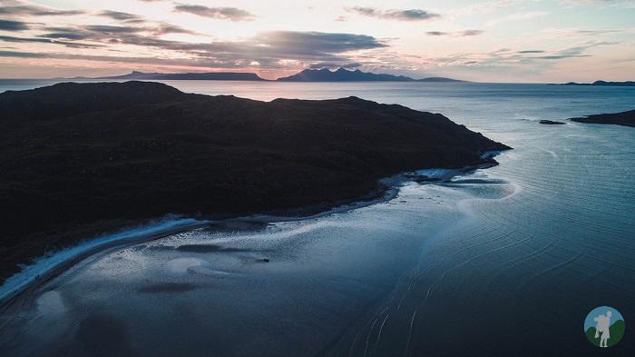 silver sands of morar scotland
