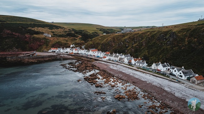 pennan aberdeenshire local hero filming