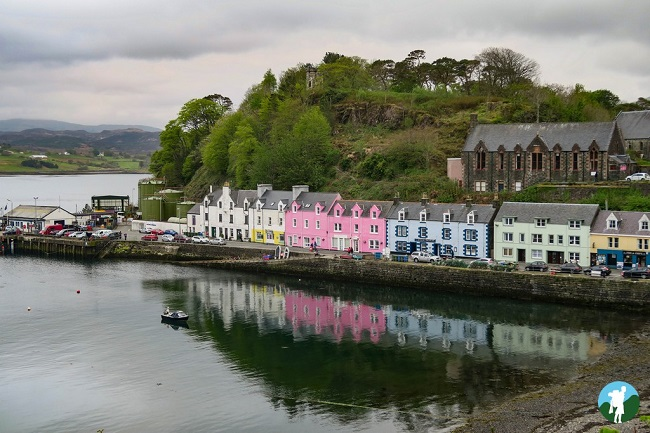 portree skye scotland