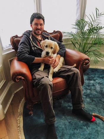 dog travel scotland blog