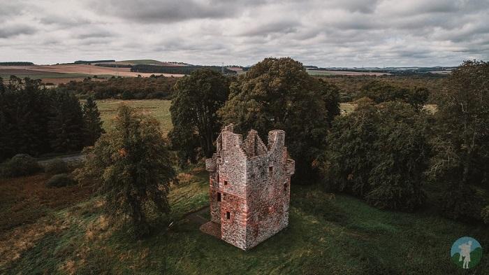 greenknowe tower drone