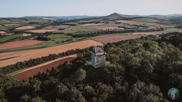 fatlips castle drone