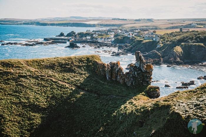 scottish borders coast st abbs