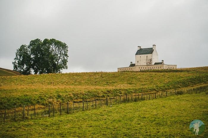 aberdeenshire castles corgarff cairngorms