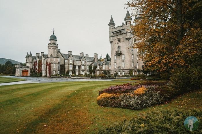 balmoral aberdeenshire castles