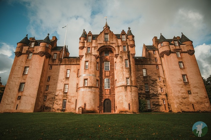fyvie castle seton