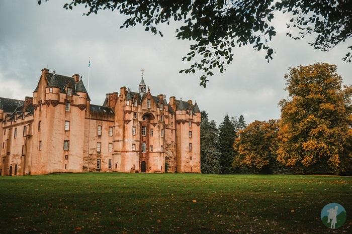 fyvie castles aberdeenshire
