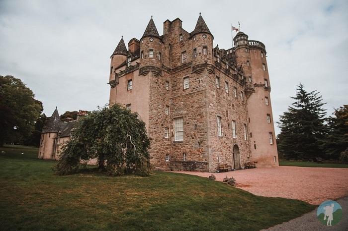 aberdeenshire castles fraser