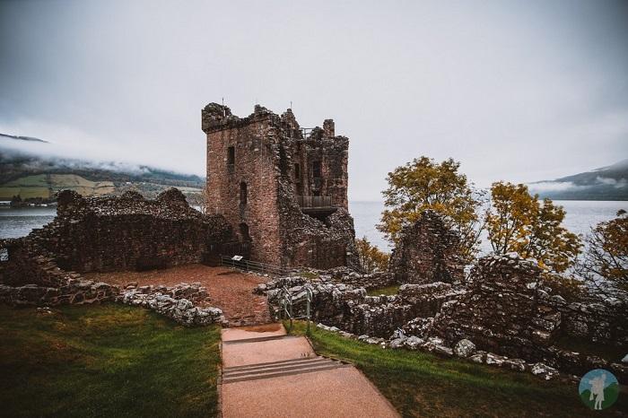 loch ness blog urquhart castle